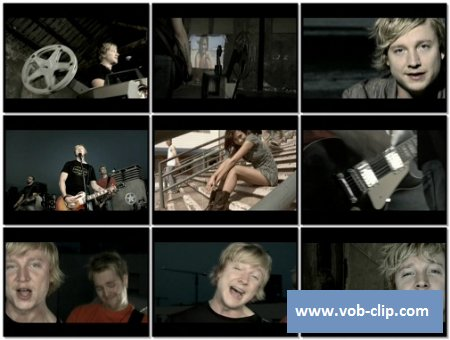 Sunrise Avenue - Fairytale Gone Bad (2007) (VOB)