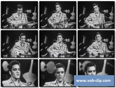 Elvis Presley - Don't Be Cruel (1957) (VOB)