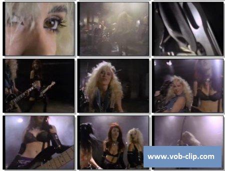 Pandoras - Run Down Love Battery (1988) (VOB)
