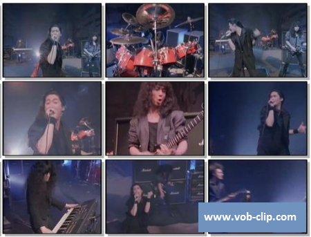 Vow Wow - Rock Me Now (1989) (VOB)
