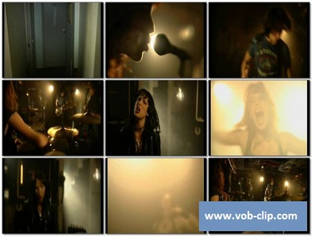 Halestorm - Love/Hate Heartbreak (2009) (VOB)