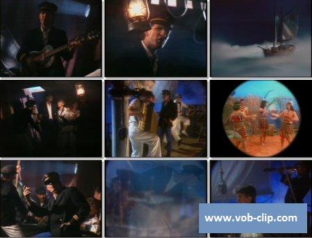 Split Enz - Pioneer/Six Months In A Leaky Boat (1982) (VOB)