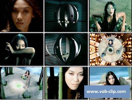 Anggun - A Rose In The Wind (1998) (VOB)