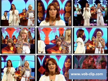 ABBA - I've Been Waiting For You (From Musikladen) (1976) (VOB)
