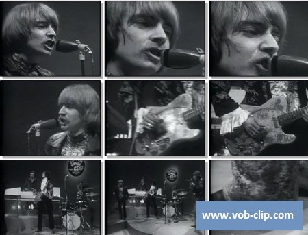 Yardbirds - Goodnight Sweet Josephine (Live At 'Bouton Rouge', France) (1968) (VOB)