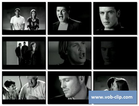 Westlife - You Raise Me Up (2005) (VOB)