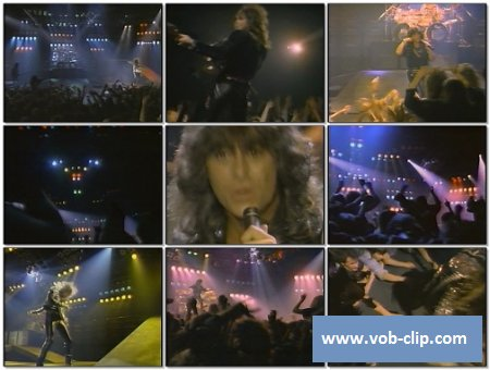 Yngwie Malmsteen - Heaven Tonight (Telegenics Version) (1988) (VOB)