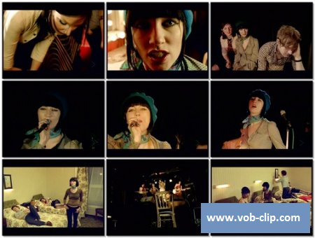 Long Blondes - Weekend Without Makeup (MixMash Version) (2006) (VOB)