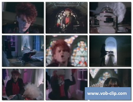 Thompson Twins - King For A Day (1985) (VOB)