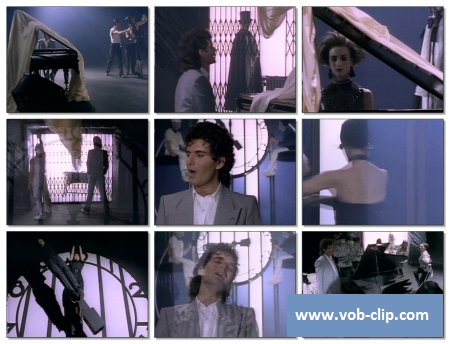 Gino Vannelli - It Hurts To Be In Love (1985) (VOB)