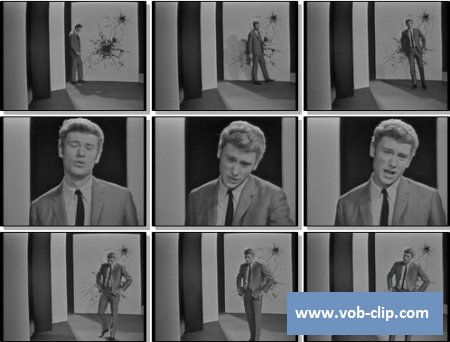 Johnny Hallyday - Tu n'As Rien De Tout Ca (Discorama, Paris, France) (1964) (VOB)