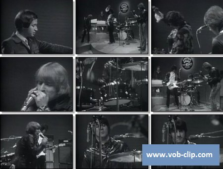 Yardbirds - Train Kept A Rollin' (Live At 'Bouton Rouge', France) (1968) (VOB)