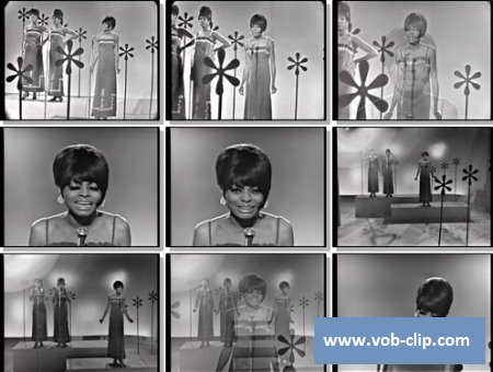 Supremes - I Hear A Symphony (From Mike Douglas Show) (1965) (VOB)
