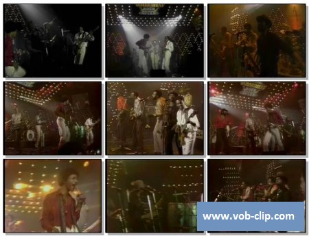 Kool And The Gang - Ladies' Night (1979) (VOB)