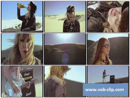 Ladyhawke - Blue Eyes (2012) (VOB)