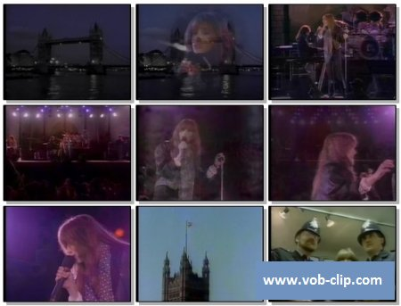 Tiffany - Could've Been (Video Pool UK Version) (1988) (VOB)