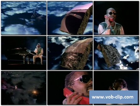 Stevie Wonder - I Just Called To Say I Love You (Rock America Version) (1984) (VOB)