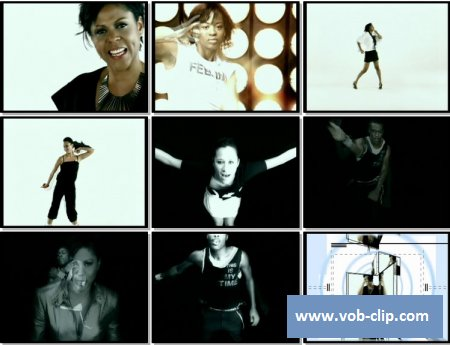 Dutch Feat. Crystal Waters - My Time (2003) (VOB)