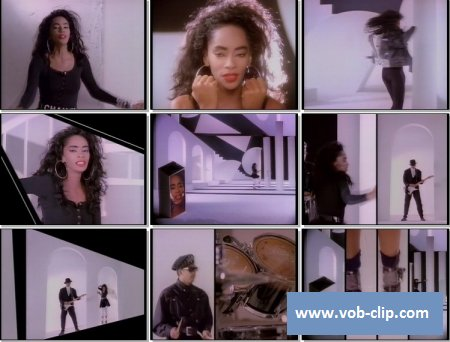Jody Watley - Some Kind Of Lover (1988) (VOB)
