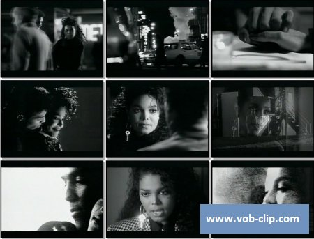 Janet Jackson - Let's Wait Awhile (Videopool UK Version) (1987) (VOB)