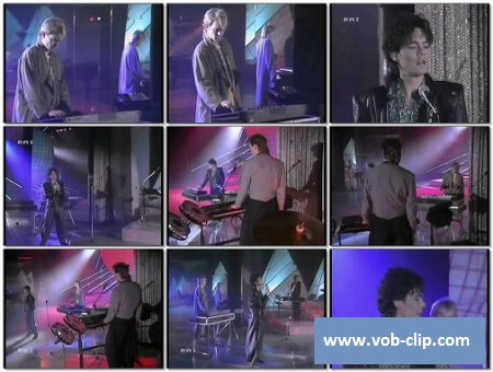 Alphaville - Summer In Berlin (1984) (VOB)