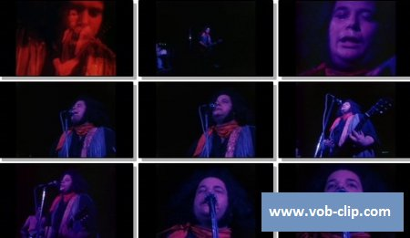 Mountain - Beside The Sea (Live At The Woodstock Festival, U.S.A) (1969) (VOB)