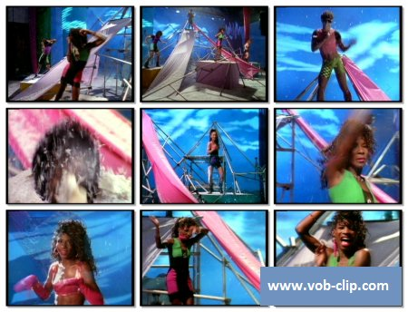 Sinitta - Love On A Mountain Top (1989) (VOB)