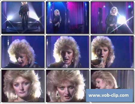 Bonnie Tyler - Total Eclipse Of The Heart (From Countdown) (1983) (VOB)