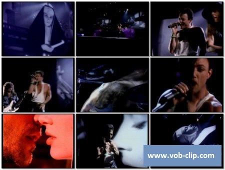 Queensryche - I Don't Believe In Love (MixMash Version) (1998) (VOB)