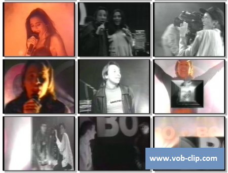 DJ BoBo - Somebody Dance With Me (Official Music Video) (1992) (VOB)