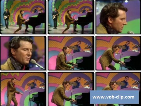 Jerry Lee Lewis - Whole Lotta Shakin' Goin' On (From The Ed Sullivan Show) (1969) (VOB)