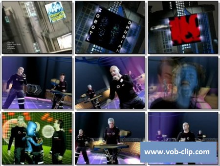 Eiffel 65 - Move Your Body (Dj's From Mars Mix) (DTVideos Version) (2010) (VOB)