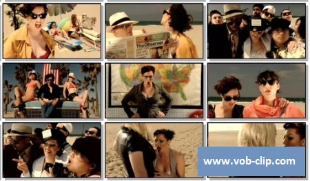 Dresden Dolls - Shores Of California (2005) (VOB)