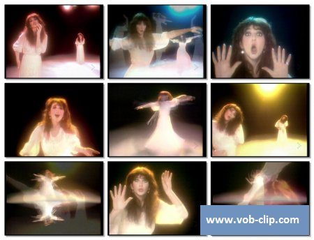 Kate Bush - Wuthering Heights (1978) (VOB)