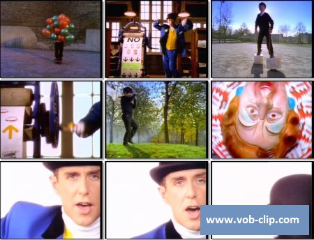 Holly Johnson - Where Has Love Gone (1990) (VOB)