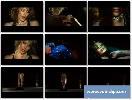 Kylie Minogue - On A Night Like This (2000) (VOB)