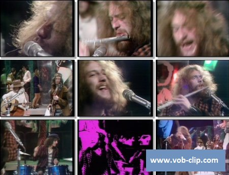Jethro Tull - Witch's Promise (From Top Of The Pops) (1970) (VOB)