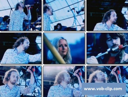 Family - Drowned In Wine (Glastonbury Fayre Festival, England) (1971) (VOB)