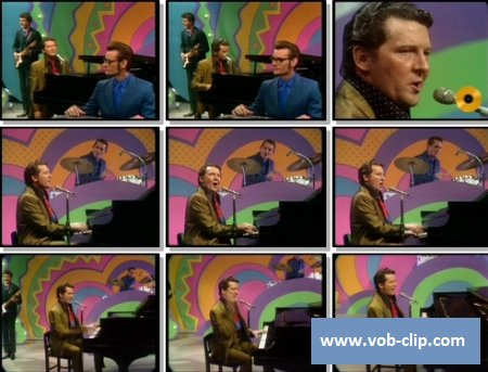 Jerry Lee Lewis - What'd I Say (From The Ed Sullivan Show) (1969) (VOB)