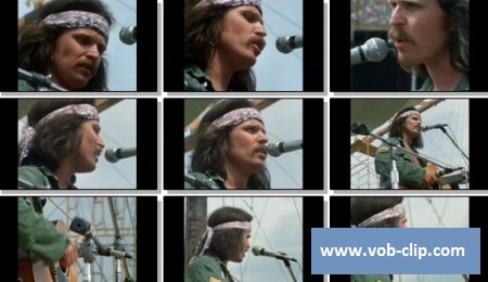 Country Joe McDonald - Flying High (Live At The Woodstock Festival, U.S.A) (1969) (VOB)