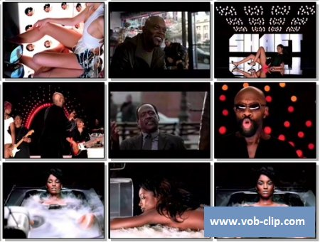 Isaac Hayes - Theme From Shaft (2000) (VOB)