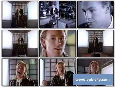 Jason Donovan - Nothing Can Divide Us (1988) (VOB)