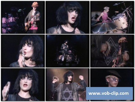 Siouxsie And The Banshees - Israel (1981) (VOB)