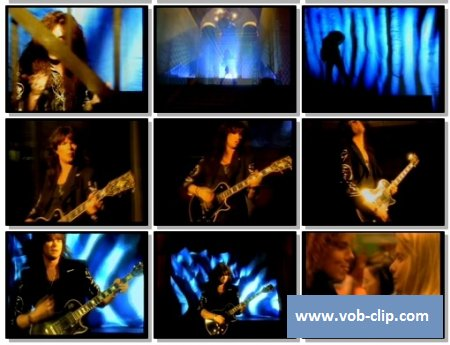 John Norum & Joey Tempest - We Will Be Strong (1992) (VOB)