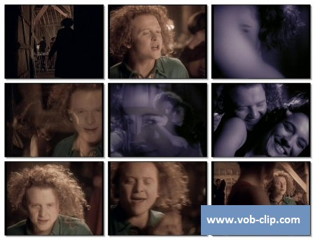 Simply Red - It's Only Love (1989) (VOB)