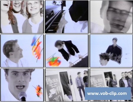 Deacon Blue - Real Gone Kid (Videopool UK Version) (1988) (VOB)
