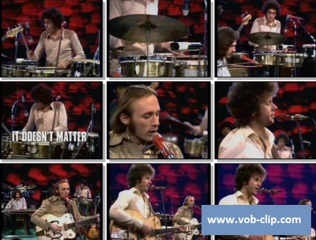 Stephen Stills & Manassas - It Doesn't Matter (Beat Club) (1972) (VOB)