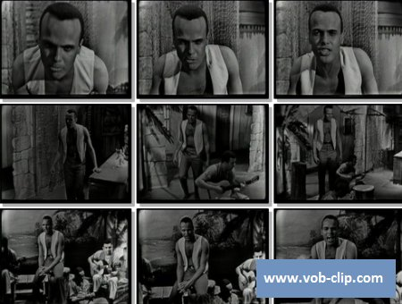 Harry Belafonte - Jamaica Farewell (From The Ed Sullivan Show) (1956) (VOB)