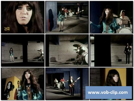 Shocking Blue - Never Marry A Railroad Man (Magical Flight) (1971) (VOB)