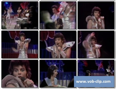 Gary Glitter - I'm The Leader Of The Gang (I Am) (1974) (VOB)